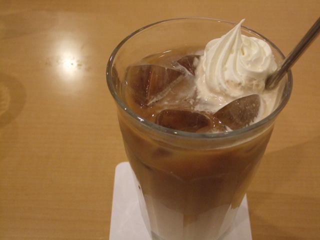 アイスカフェオーレ