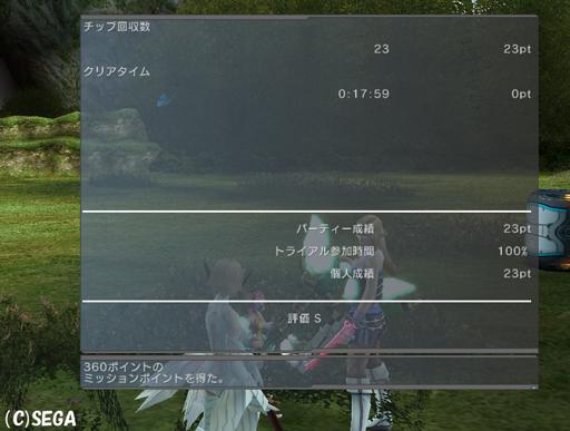 緑S3ソロ