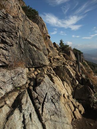 つるつる岩