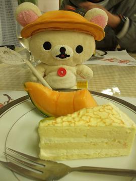 デザートうまー