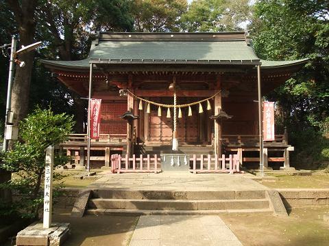 三芳野天神社