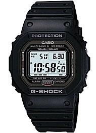 カシオ「G-SHOCK」 GW-5000‐1JF