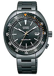 シチズン「オルタナ エコ・ドライブ電波時計」VO10-6612H