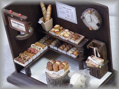 森のパン屋さんe