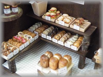 森のパン屋さんd