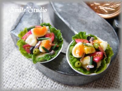 ニース風サラダ