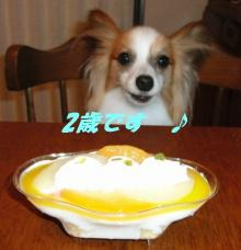 アタシんちの男子-2歳のお誕生日