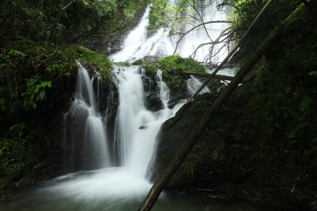 木谷峡 初瀬上滝