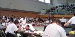 柔道大会 8月8日 1