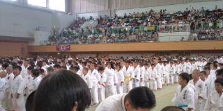 柔道大会 8月8日