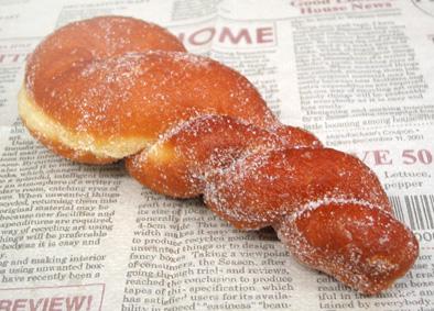 『ルパ』のツイストドーナツ