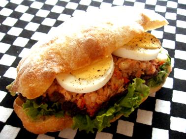 『VIRON』のサンドイッチ