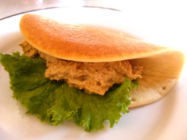 『Ciappucino(チャプチーノ)』のパンケーキ