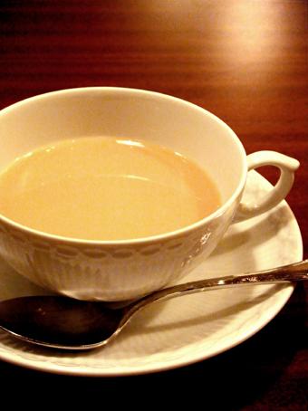 『珈琲茶房 椿屋』のホットサンド
