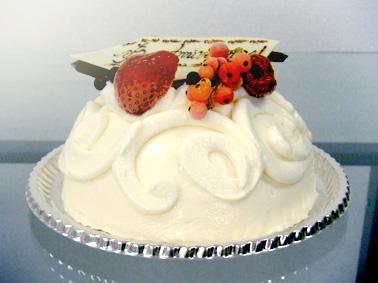 『シンチェリータ』のジェラートケーキ