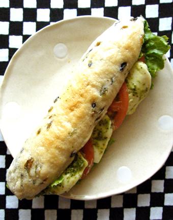 『PAUL』のサンドイッチ