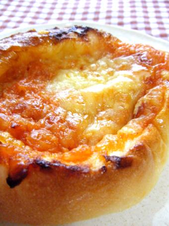 『アンデルセン』のトマトリゾット&チーズロール
