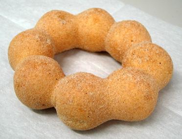 『ミスタードーナツ』のポン・デ・アーモンド&ポン・デ・黒糖