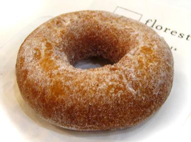 『フロレスタ』のドーナツ