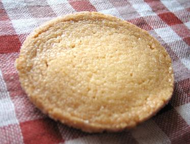 『ロミ・ユニ』のクッキー