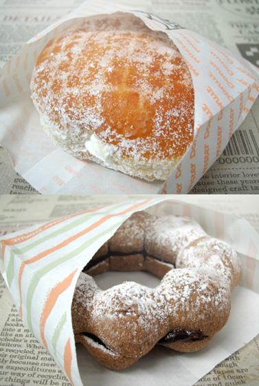 『ミスタードーナツ』のふんわリング キャラメル