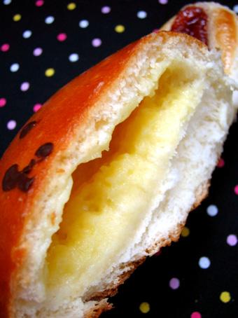 『リトルマーメイド』のうさぎのクリームパン