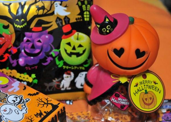 ハロウィン菓子2