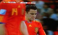 スペイン敗北