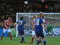 w杯日本vsデンマーク戦 (1)