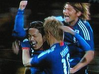 w杯日本vsデンマーク戦 (4)