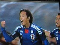 w杯日本vsデンマーク戦 (5)