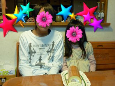 仲良し誕生日2011