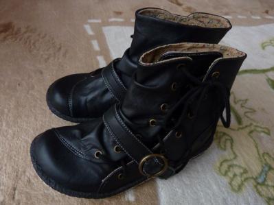娘っこゴスロリ用靴
