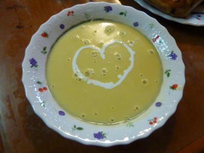 2010年クリスマス用スープ