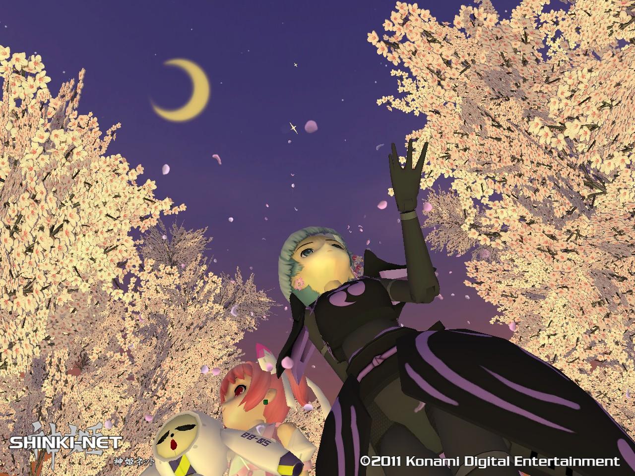 桜並木H23