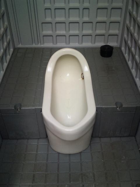 トイレも!