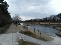 手作り2加茂川