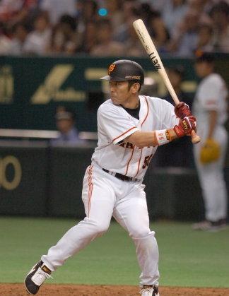 03 2006年07月04日 左打席の打撃フォーム(東京ドーム)