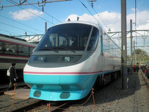 小田急RSE20000形(2012年3月25日・海老名)