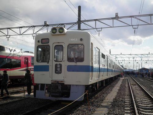 小田急5000形(2012年3月25日・海老名)