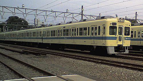 小田急5000形(2008年10月19日・海老名)