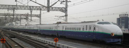 上越新幹線200系「とき」