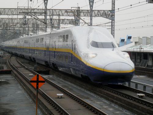 東北・上越新幹線E4系