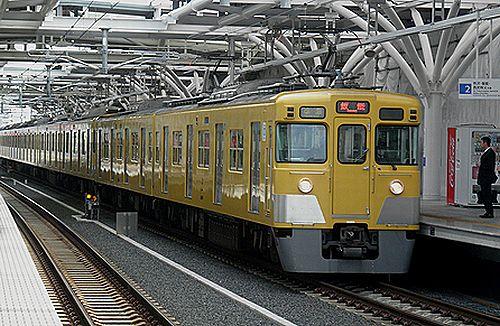 西武新宿線2407Fを池袋線へ貸与(2012年4月4日・石神井公園)