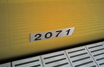 西武2000N系車号表示(更新後)