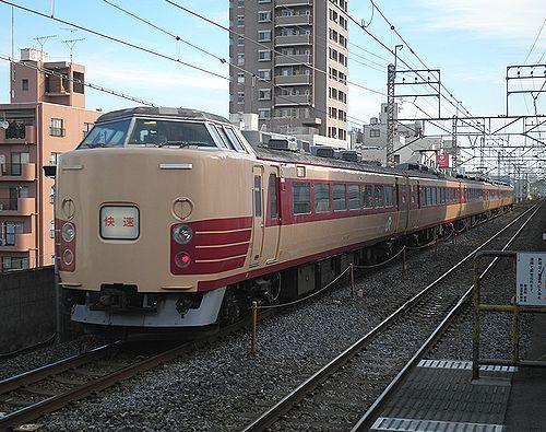 宮オオ183系OM101編成「花摘み南房総号」(2013年2月9日・南浦和駅)2