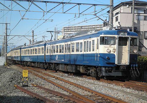 八トタ115系M40編成「おさんぽ川越号」回送(2013年2月9日・南古谷駅)