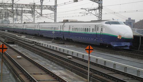 上越新幹線200系K51編成(2012年3月22日・大宮駅)