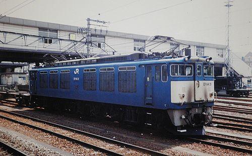 EF64 21[篠](2002年4月13日・八王子駅)