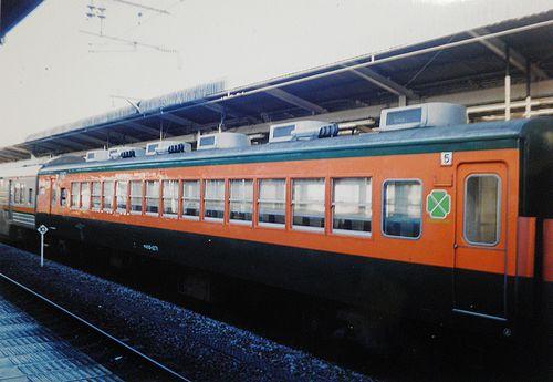 サロ110-1271(横コツ・K63編成)(2003年12月7日・平塚駅)